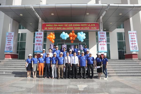 Ngày Thế giới không thuốc lá,Khánh Hòa,phòng chống thuốc lá