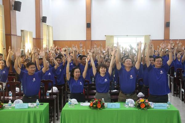 Giới trẻ Khánh Hòa nói không với thuốc lá