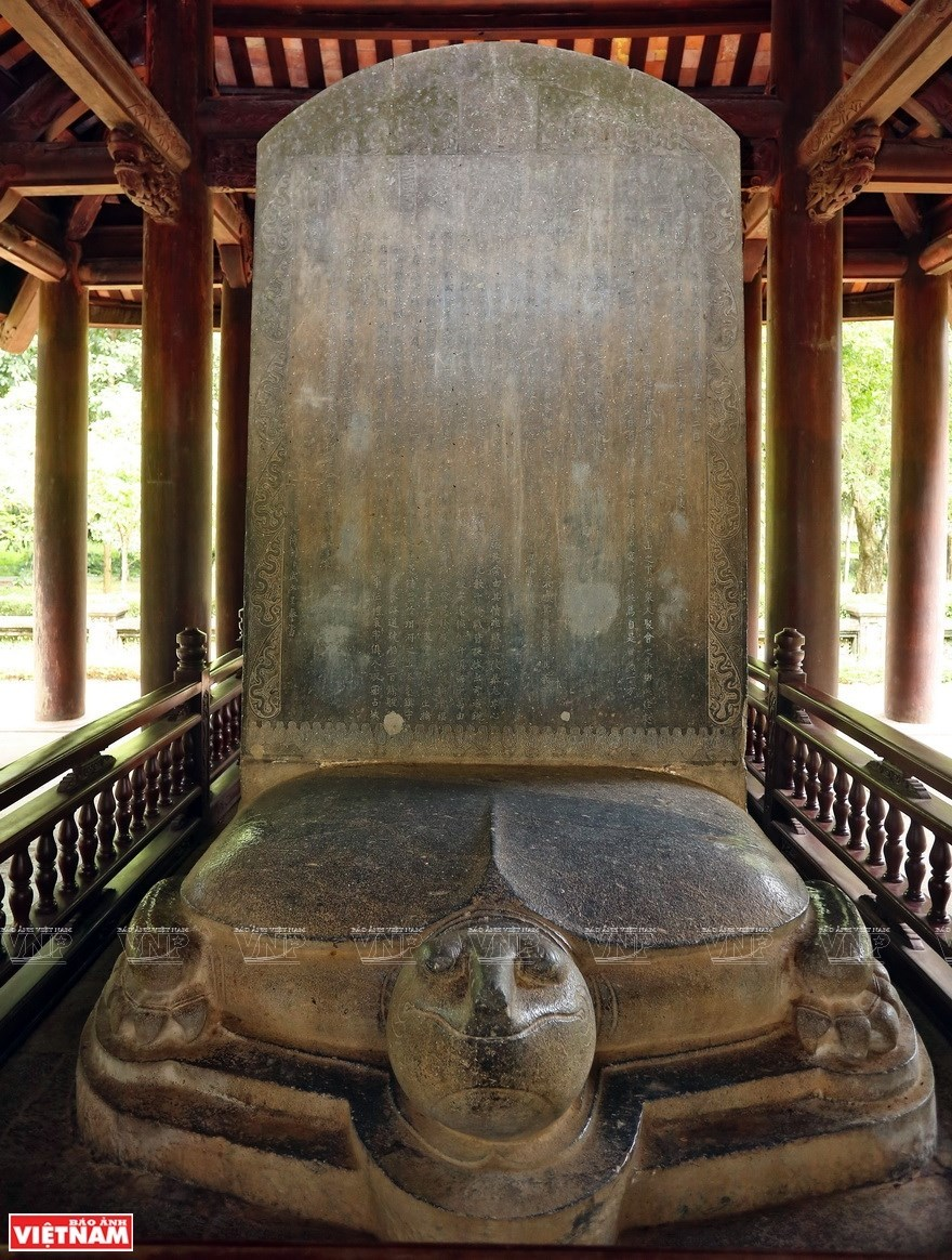 Lam Kinh, a historical site of legends