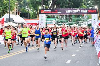 10,000 runners to take part in Techcombank HCM City Int'l marathon