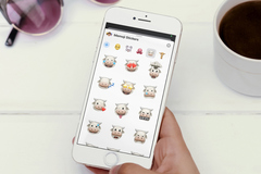 Cách sử dụng nhãn dán Memoji mới trên iOS 13