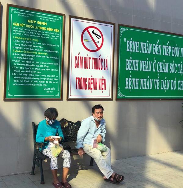 ngành y,phòng chống thuốc lá,nói không với thuốc lá