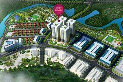 Ra mắt dự án Ruby Thanh Hóa