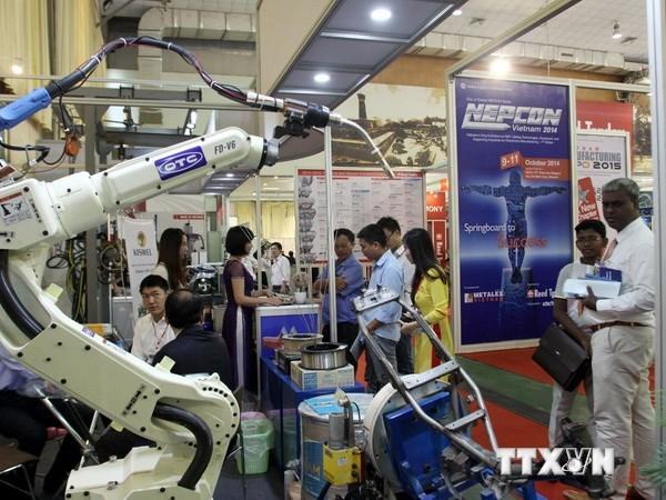 Triển lãm công nghiệp và sản xuất Việt Nam 2019