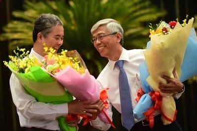 Hai Phó chủ tịch UBND TP.HCM được phân chia lĩnh vực phụ trách