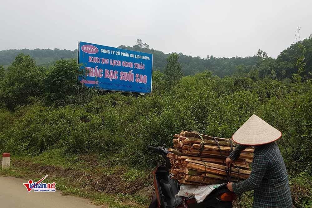 du lịch tâm linh,trật tự xây dựng,vi phạm xây dựng,đất rừng,Hà Nội