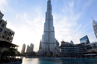 Tòa nhà cao nhất thế giới cao bao nhiêu m?