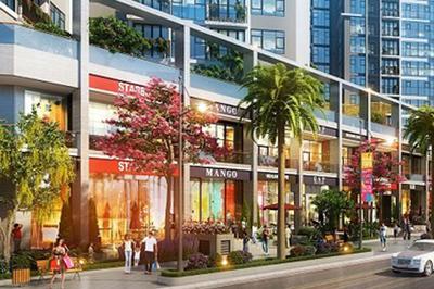 Eco Green Saigon hút khách nhờ mô hình 'all-in-one'