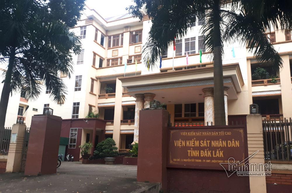 Nguyên Viện trưởng VKS Đắk Lắk mắc nhiều sai phạm nghiêm trọng