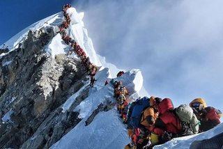 Lý do không ngờ khiến ngày càng nhiều người chết trên đỉnh Everest