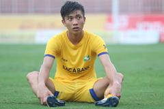 Phan Văn Đức chấn thương, nguy cơ lỡ vòng loại World Cup 2022