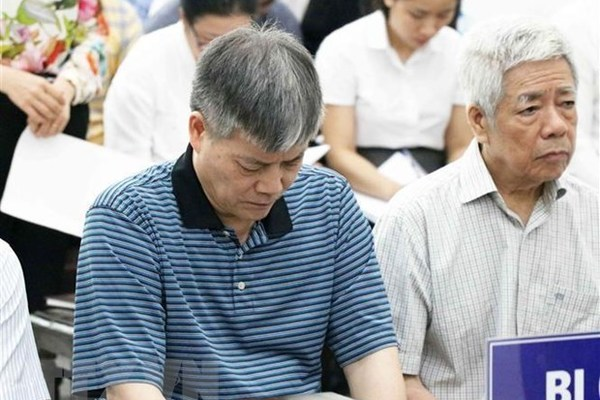 Vinashin's former chairman sentenced to 13 years in prison