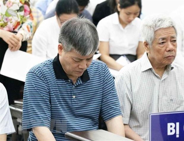 Vinashin,Nguyen Ngoc Su,Vietnam Shipbuilding Industry Group,trial,court,vietnam economy,Vietnam business news