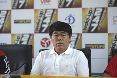 Korean coach Lee sacked, Bien to take charge of Viettel FC