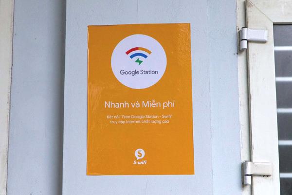 Google WiFi,Internet,Internet Việt Nam,Viễn thông,Bộ TT&TT,Google Station