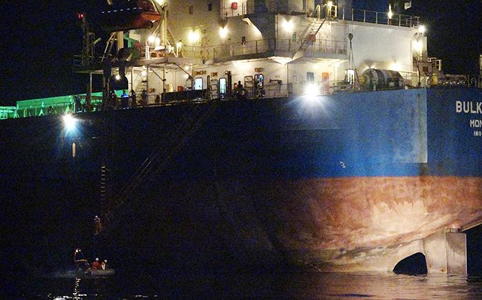 thủy thủ,Philippines,Đà Nẵng,người tốt việc tốt,tai nạn lao động
