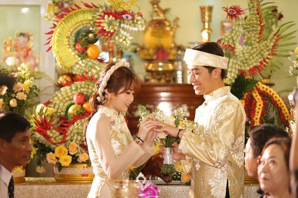 Đám cưới tại Phú Yên của hot girl Quỳnh Anh và Cris Phan