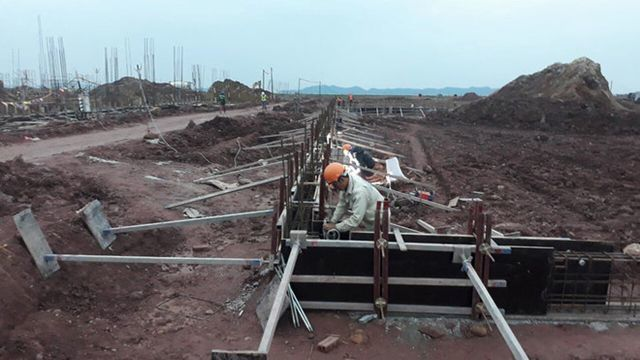 China's textile factory project suspended in Quang Ninh