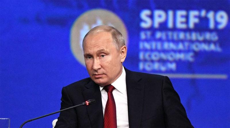 Ông Putin thừa nhận quan hệ với Mỹ ngày càng tệ