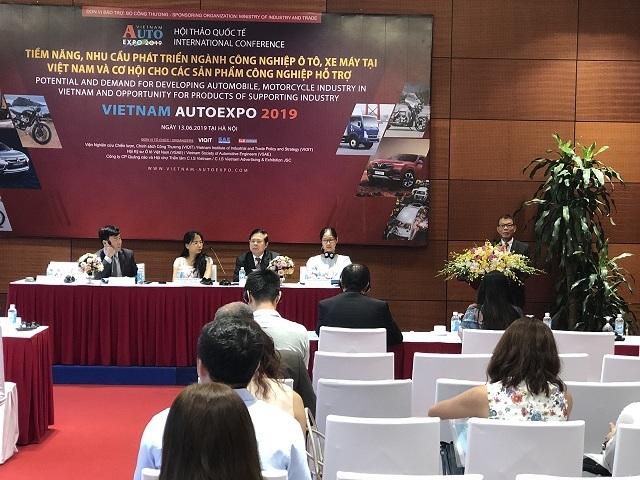 ngành công nghiệp ô tô,công nghiệp ô tô,ô tô Việt Nam