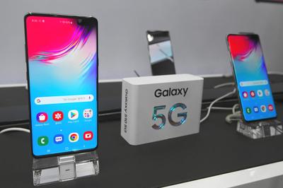 Samsung sẽ vượt phần còn lại của thị trường di động trong cuộc chiến 5G?