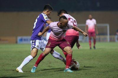 BXH V-League 2019 mới nhất: HAGL tụt xuống vị trí thứ 10