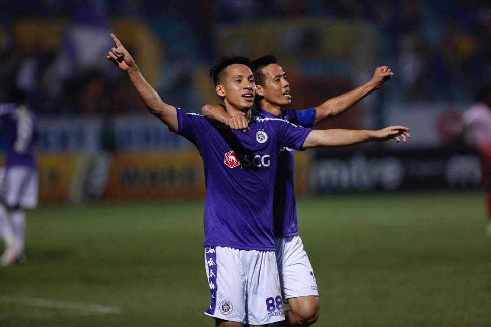 Hà Nội FC,Sài Gòn FC,V-League