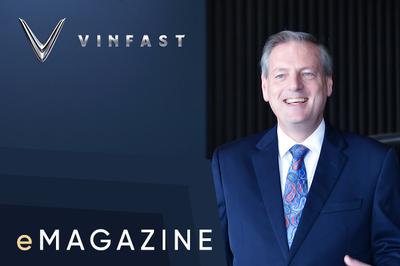 Tổng giám đốc VinFast James B.Deluca: Biến cái không thể thành có thể