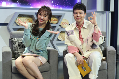Hari Won bị 'bóc mẽ' hổng kiến thức sinh học trên truyền hình