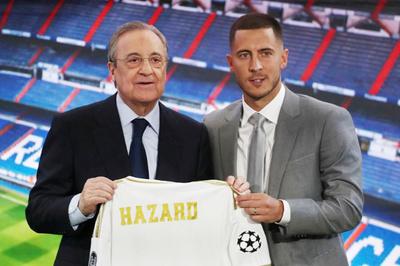 """Hazard đòi áo số 10 ở Real, Modric lập tức """"dằn mặt"""""""