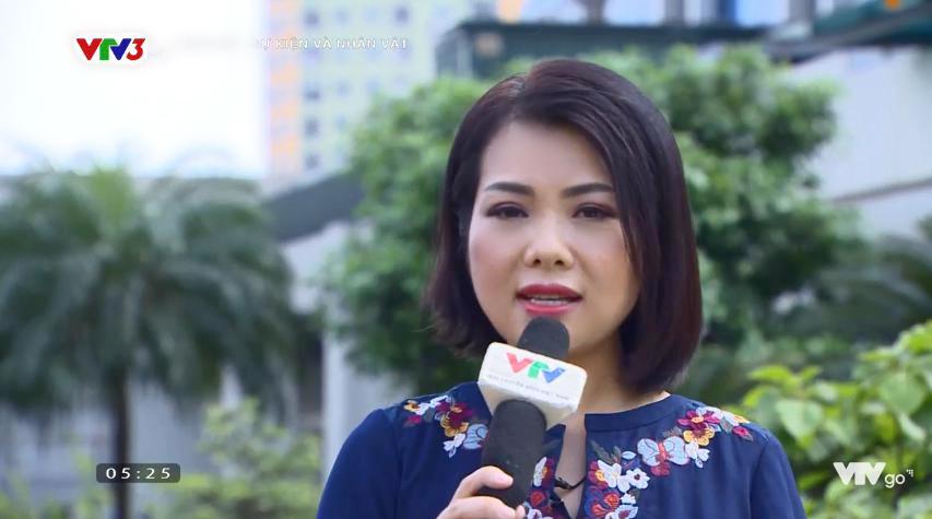 MC Bạch Dương bất ngờ trở lại VTV sau gần 2 năm nghỉ việc