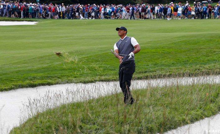 Tiger Woods,US Open 2019