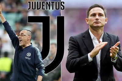 HLV Sarri cập bến Juventus, Chelsea rộng đường đón Lampard