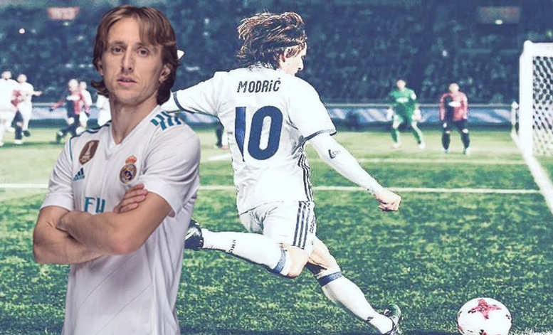 Luka Modric,Eden Hazard,Real Madrid