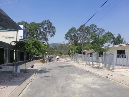 Thị xã Phú Mỹ cưỡng chế 113 dự án tự ý phân lô