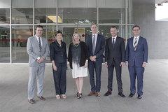 Australian state minister visits RMIT Vietnam