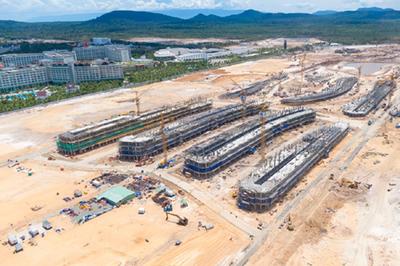 BĐS Phú Quốc: Nhiều sản phẩm mới hấp dẫn nhà đầu tư