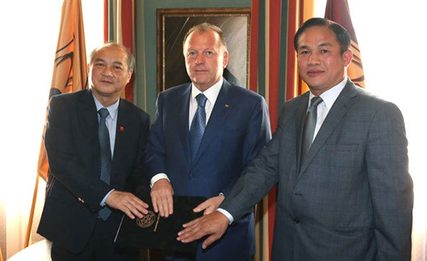 International Judo Federation to support Vietnamese judokas