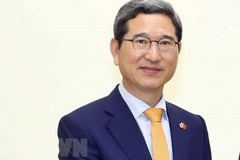 Korean lawmaker honoured with Friendship Order