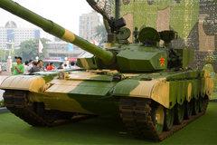 Đội xe tăng hùng hậu hàng nghìn chiếc của Trung Quốc