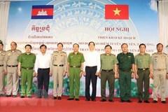 Drug crime crackdown launched along Vietnam-Cambodia border