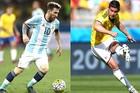 Trực tiếp Argentina vs Colombia: Chứng tỏ đi, Messi!