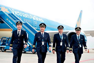Cơ trưởng Vietnam Airlines: Chi tiền tỷ để trở thành phi công là một đầu tư xứng đáng