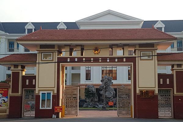 Danh sách đoàn thanh tra Bộ Xây dựng vòi tiền ở Vĩnh Phúc
