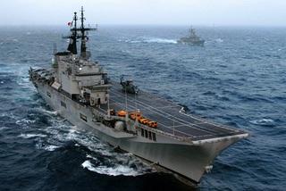 Sức mạnh hàng không mẫu hạm nhỏ nhất châu Âu
