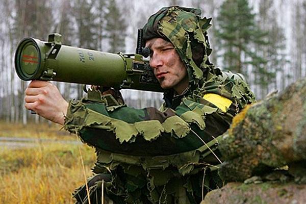 Soi sức mạnh súng phóng lựu nhiệt áp RPO-A Shmel