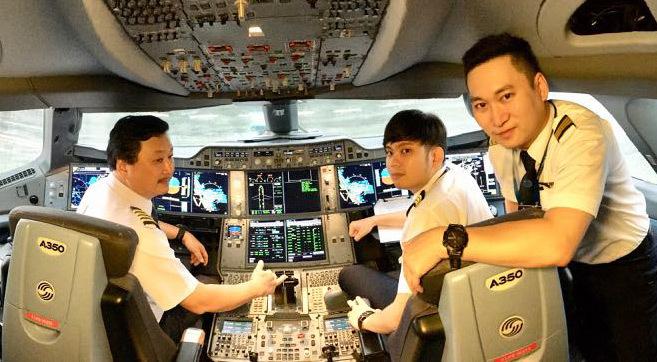 phi công,hàng không,Góc khuất nghề
