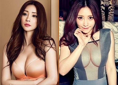 Liễu Nham, Trương Hinh Dư sở hữu vòng một bốc lửa nhất showbiz Hoa ngữ