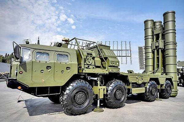 Mỹ,Nga,Thổ Nhĩ Kỳ,rồng lửa Nga,hệ thống S-400
