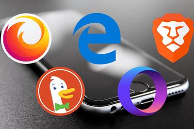 Top 5 trình duyệt tích hợp chặn quảng cáo dành cho iPhone